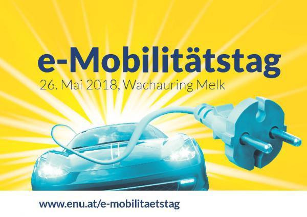 Sujet e-Mobilitätstag 2018