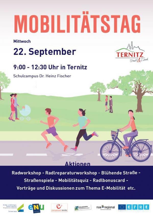 Einladung zum Mobilitätstag in Ternitz